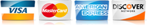 For AC in Sandy UT, we accept most major credit cards.