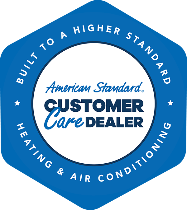 Trust your Air Conditioning installation or replacement in Sandy UT to an American Standard Customer Care Dealer.